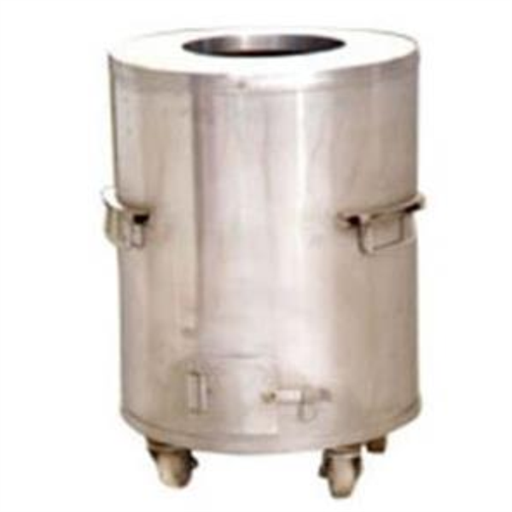 Stainless Steel Round Drum Tandoor