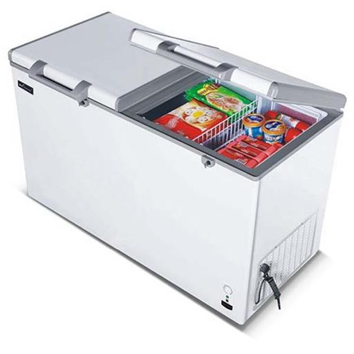 Automatic Chest Freezer, Top Loading, Double Door
