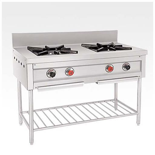 Silver Two Burner Stoves