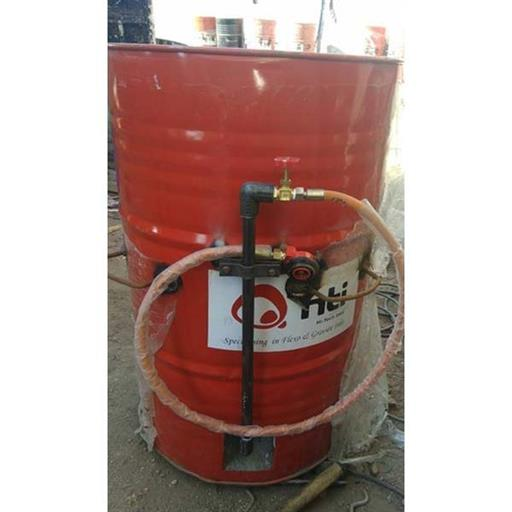 Orange Gas Operated Tandoor Usage Hotel