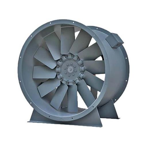 Cast Iron Axial Flow Fan