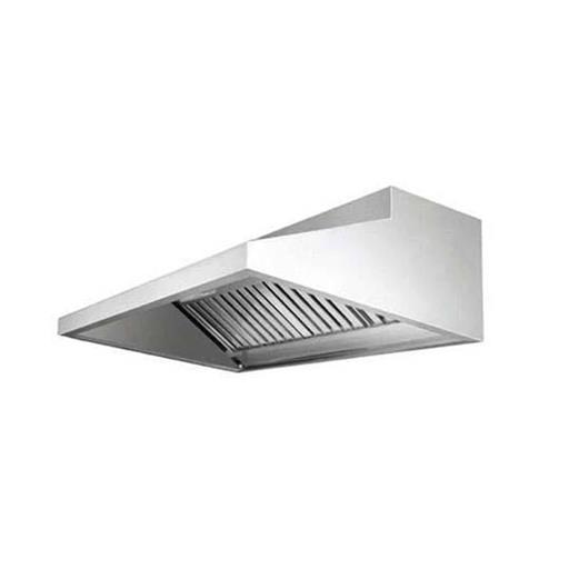 Ceiling Stainless Steel Kitchen Exhaust Hood