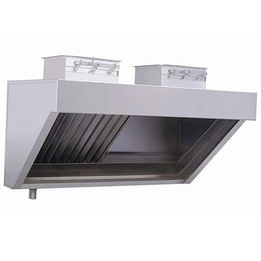 GI Kitchen Exhaust Hood