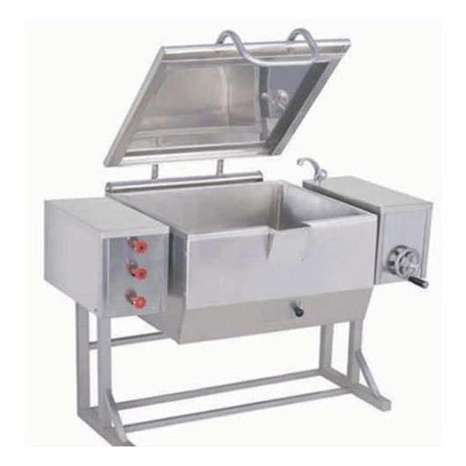 Stainless Steel Tilting Breasing Pan