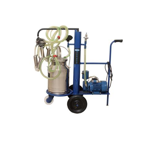 Milking Machine Electrical Single Bucket Single Cluster (MM-101)