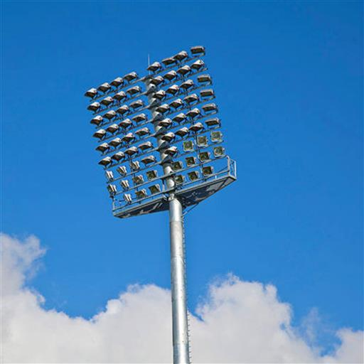 Stadium Light Pole