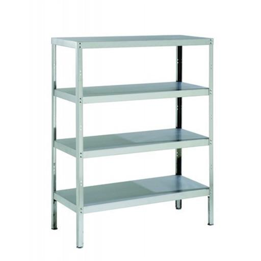 Stainless Steel Rack, Color Coated