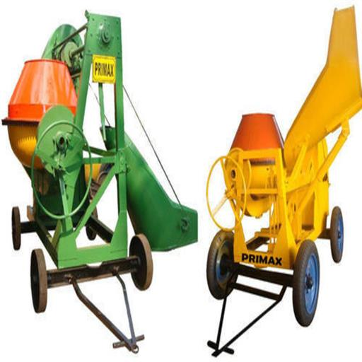 Cement Concrete Mixer Machine 10/7cft