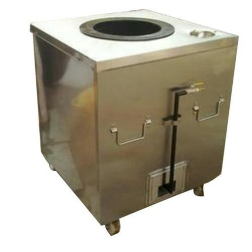 Stainless Steel Gas Tandoor