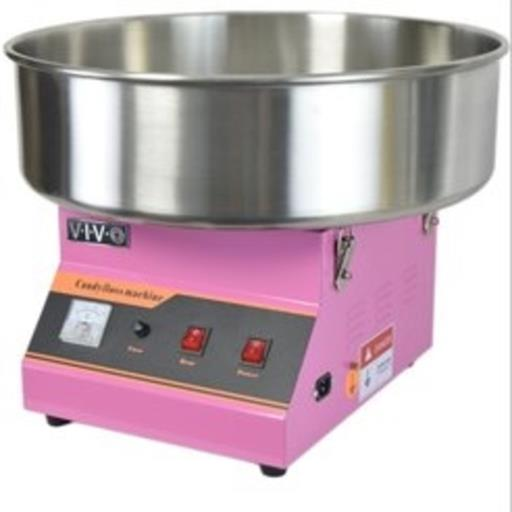 Cotton Candy Machine Strawberry