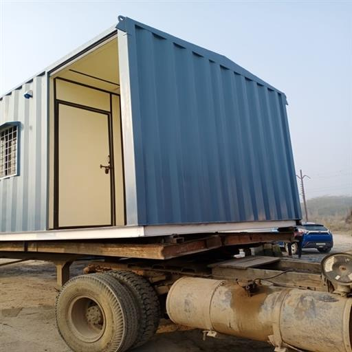 20ft One Trip Steel Container