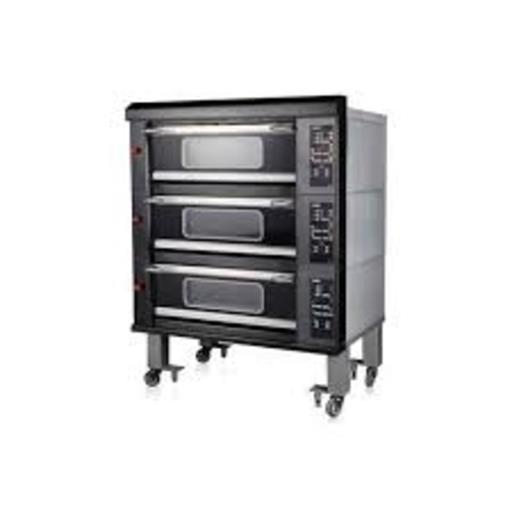 Six Tray Commercial Bakery Oven