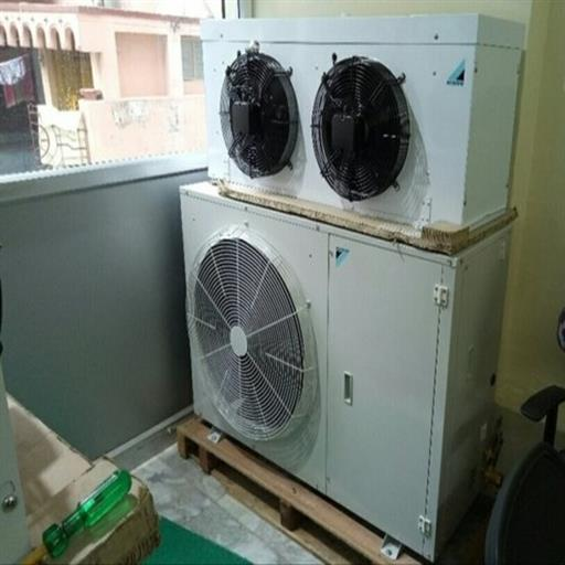 Ms 3 Phase Cold Store Condensing Unit