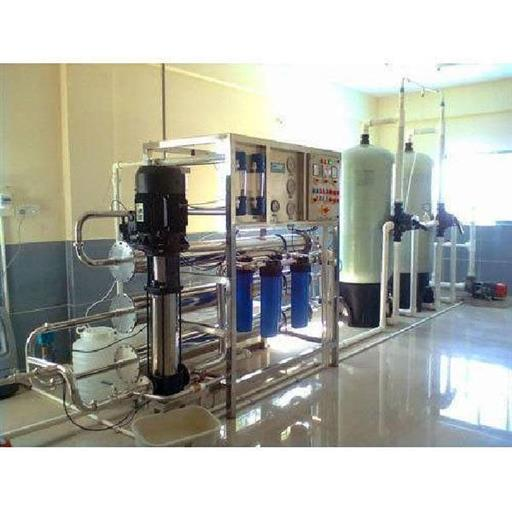 Reverse Osmosis RO Mineral Water Plant
