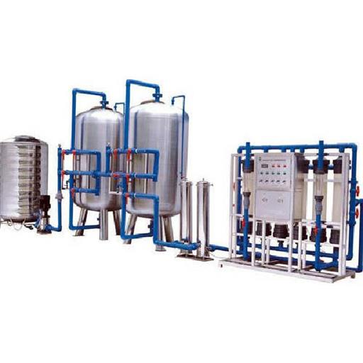 Automatic 2000 L SS Mineral Water Plant