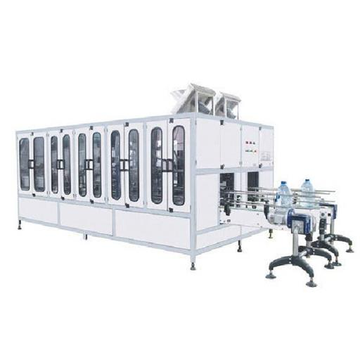 Stainless Steel Mineral Water Bottling Plant