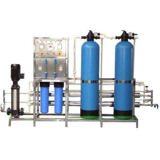 Stainless Steel Reverse Osmosis Plants