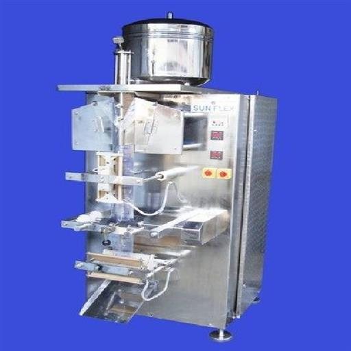 4 Side Sealing Electric Liquid Pouch Filling Machine