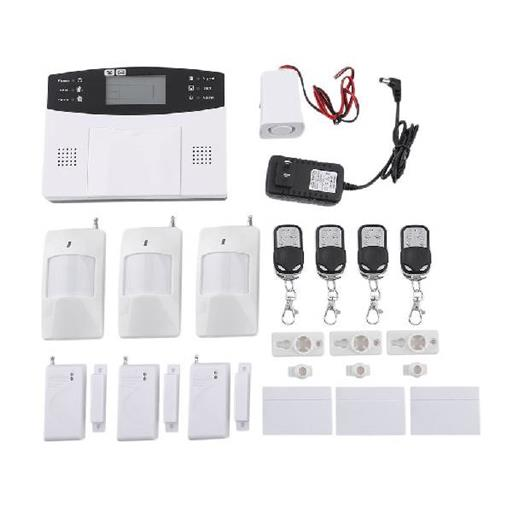 Non GSM door Security alarm system