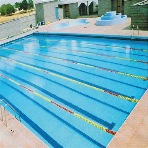 Extra wide swimming pools 25 feet