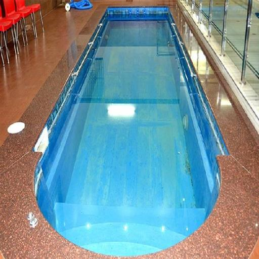 Readymade swimming pool 25 x 50 x 4.5 ft