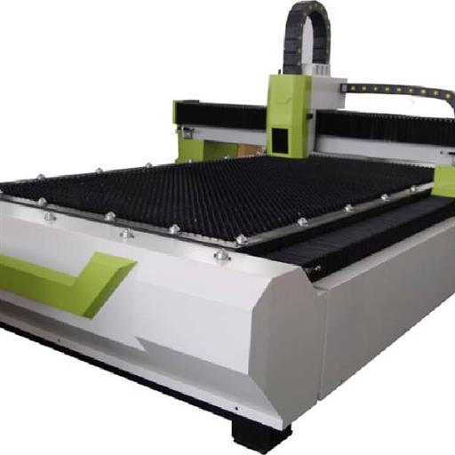 Laser & metal cutting machine