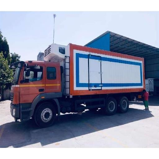 Insulated Refrigerated Trucks