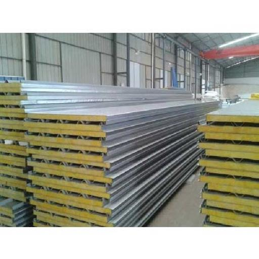Stainless Steel Color Coated Sandwich Panel