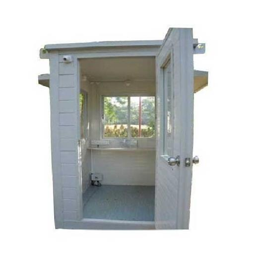 PUF Square Portable Security Cabin