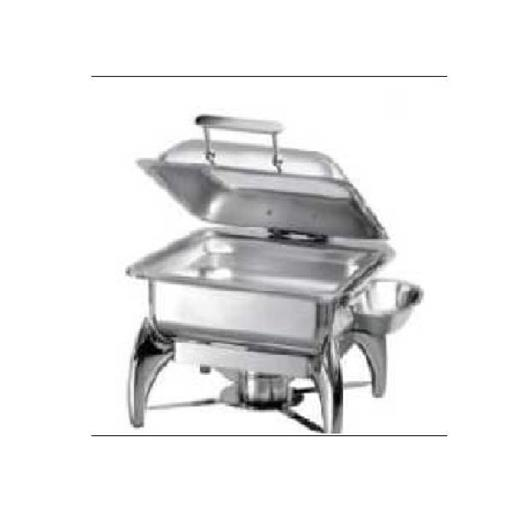 Square chaffer with fuel