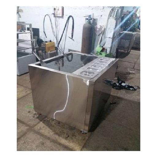 Stone ice cream machine,For Industrial