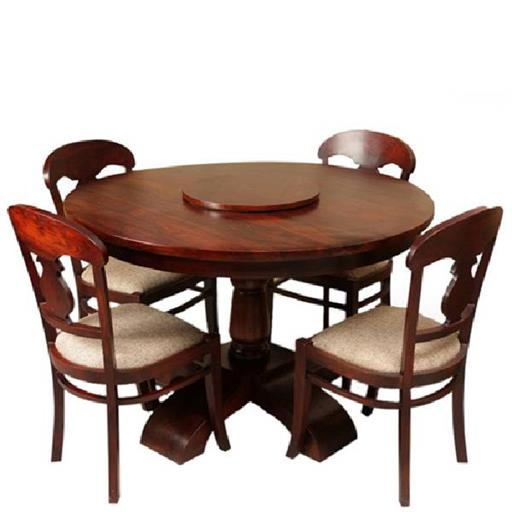 Dining table with 4 seater