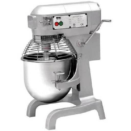 Planetary Mixers- 40 Ltr(Manual)