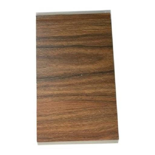 Brown Water Proof Plain PVC Panel