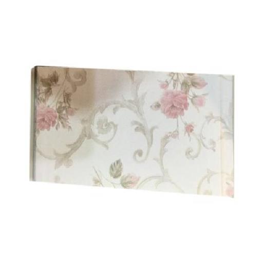 Multicolor Flower Printed PVC Panel