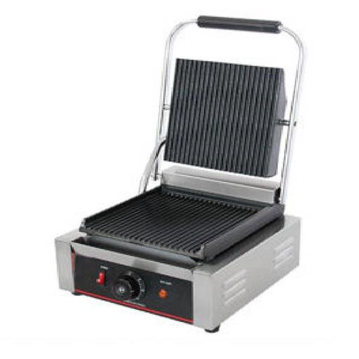 Electric Contact Grill Single DEG-811