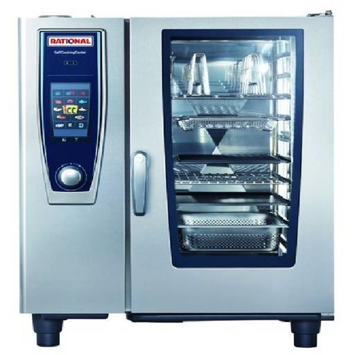 6-Tray Combi Oven DX-06-11-L