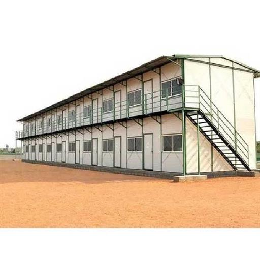 PUF Insulated Prefabricated School Building