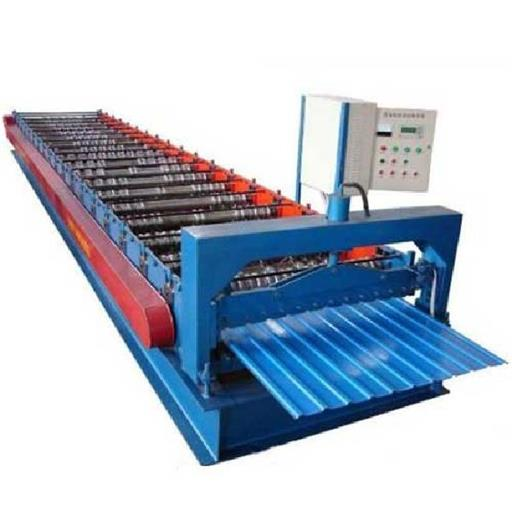 GI Material Fully Automatic Roll Forming Machine