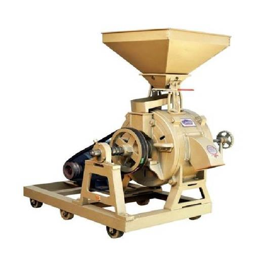 GLO-5011 Semi-Automatic atta machine domestic
