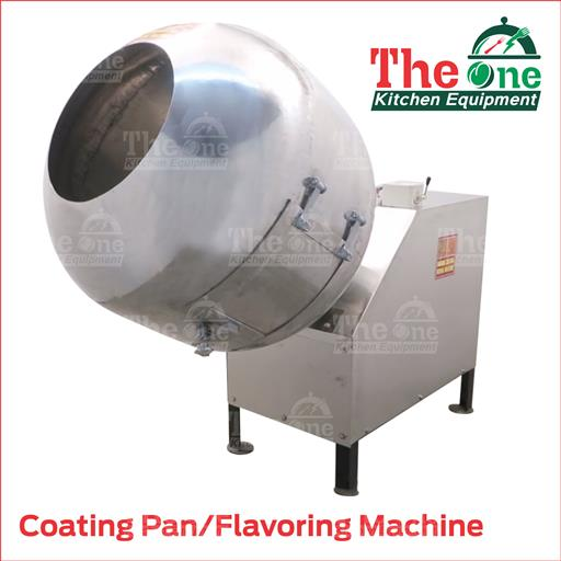 Coating pan (round masala mixer) 32""