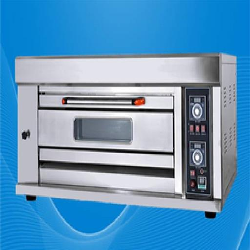 Bakery 1 Deck 2 Tray Electric Baking Oven