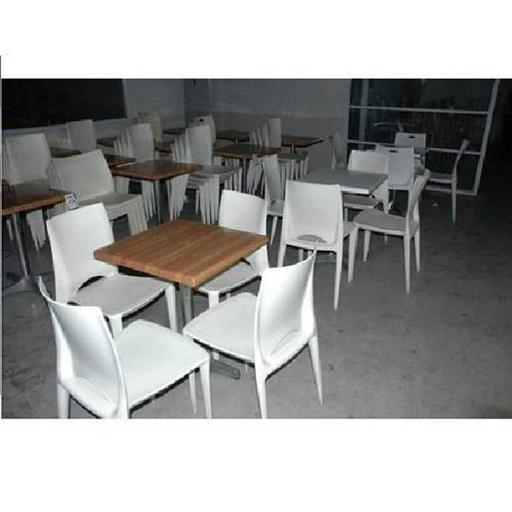 dining tables and chairs (restaurant)