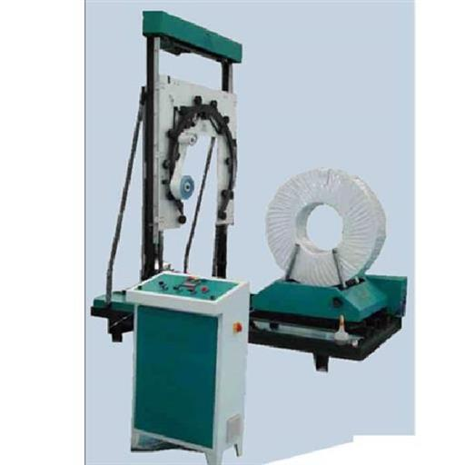 Vertical Coil Stretch Wrapping Machine