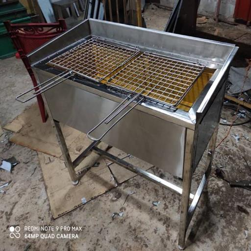 Alfaham or BBQ stand