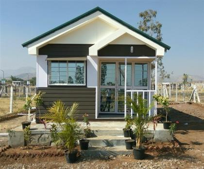 Prefab 1 bhk Farm House 202