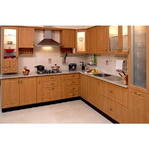 Indian Modern Modular Kitchen