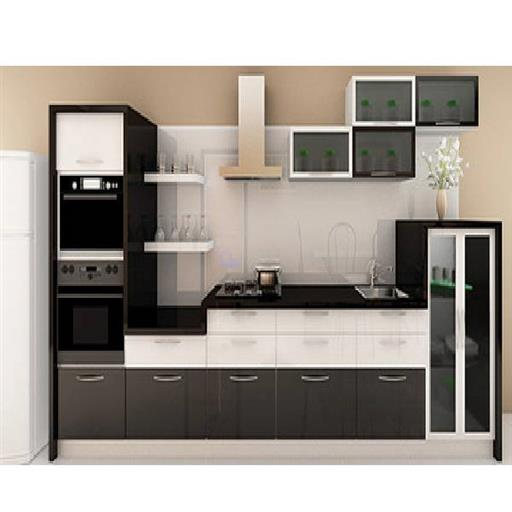 Modular Kitchens (Stainless Steel)