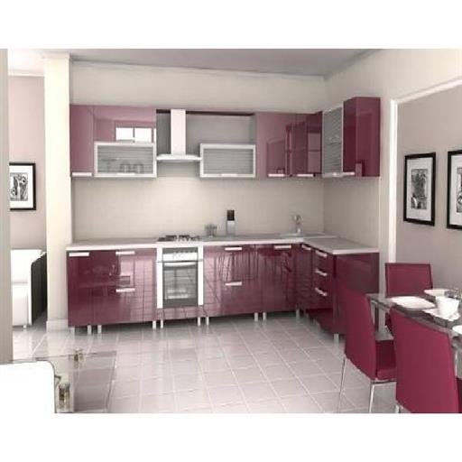 Modular Kitchen(Stainless Steel)