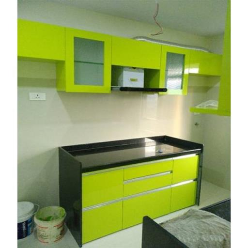 Modular Kitchen, Work Provided: Wood Work & Furniture